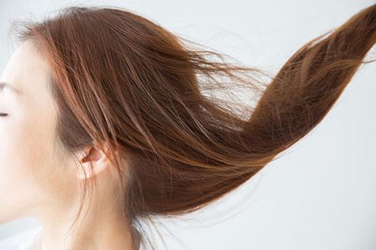 当店でしか体験できない髪のダメージ改善力